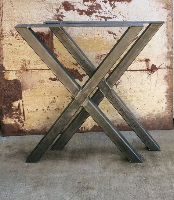 1000 Ideas About Metal Table Legs On Pinterest Table