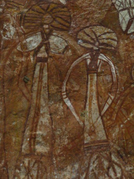 Nourlangie Rock, Kakadu National Park. Northern Territory, Australia