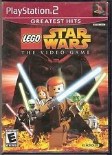 LEGO Star Wars: The Video Game (Sony PlayStation 2 2005) Complete
