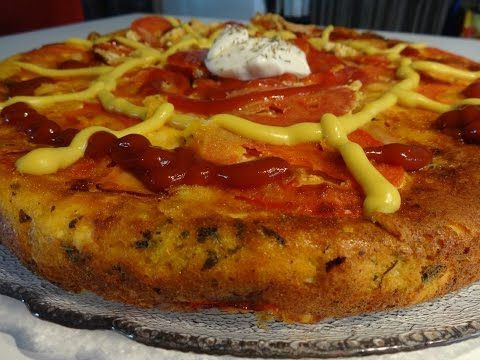 (1) Ομελέτα Φούρνου (νόστιμη σαν πίτσα) - Συνταγή - YouTube