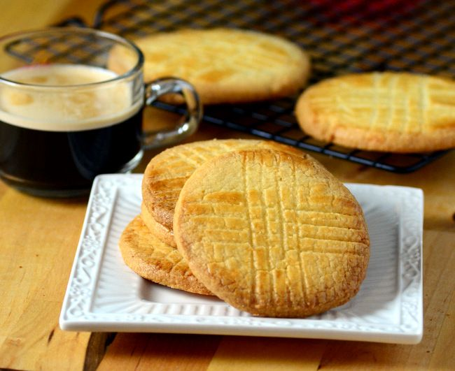 How to Make French Sable Cookies