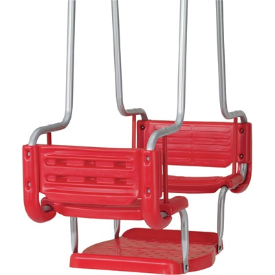 2 Person Deluxe Gondola Attachment For Kettler Swing Set With Square