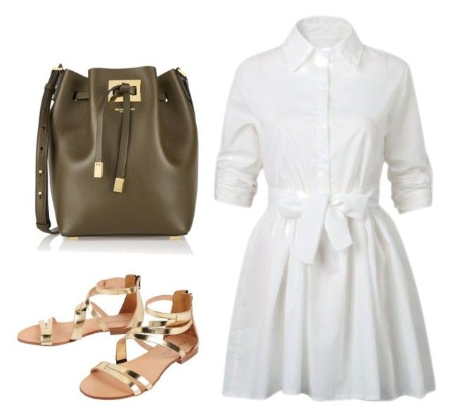"""Summer style"" by misstoitty on Polyvore featuring Cocobelle and Michael Kors"