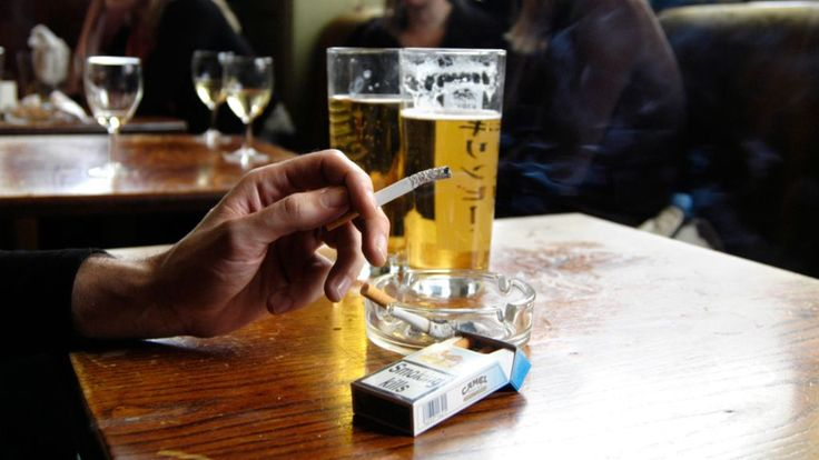 It's 10 years since smoking in enclosed public spaces was banned in England. What has the impact been?