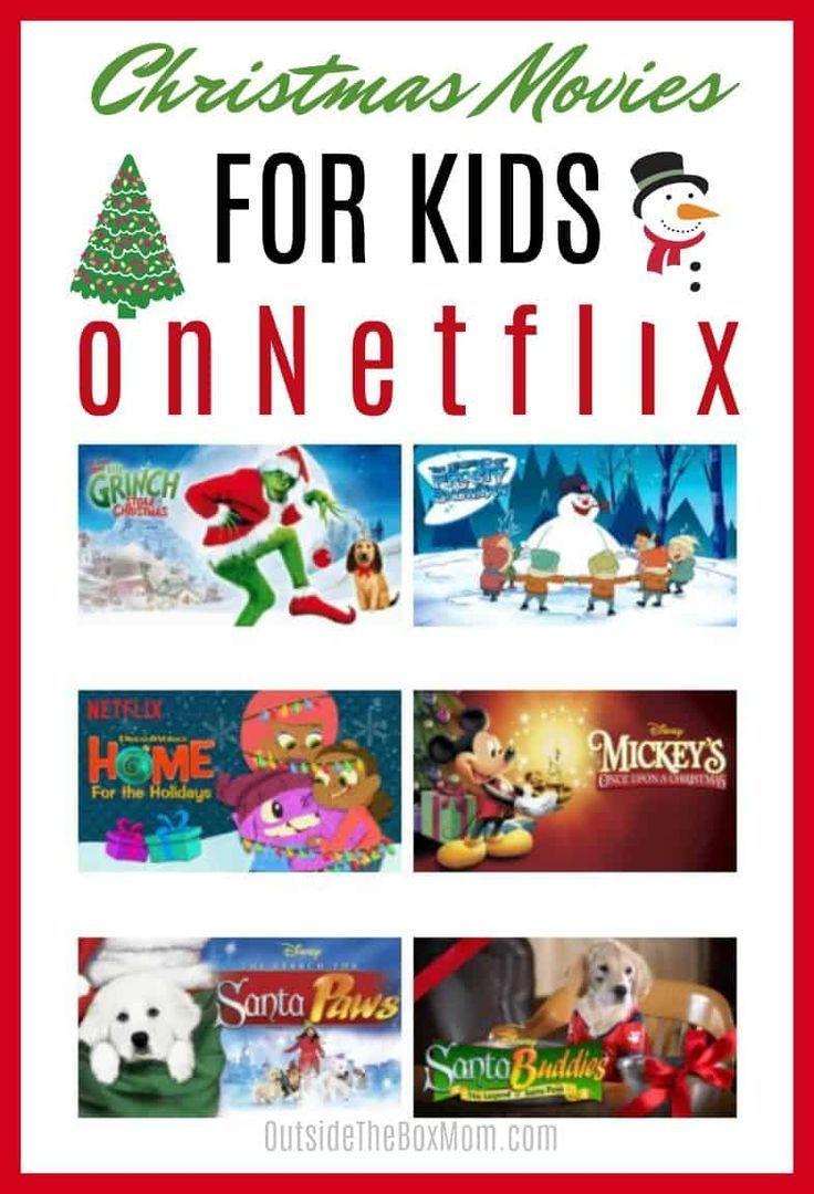 40 Kids Christmas Movies on Netflix | Christmas | Christmas Movies ...