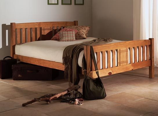 Various Attributes of Small Double #Bed Frames #furniture #UK