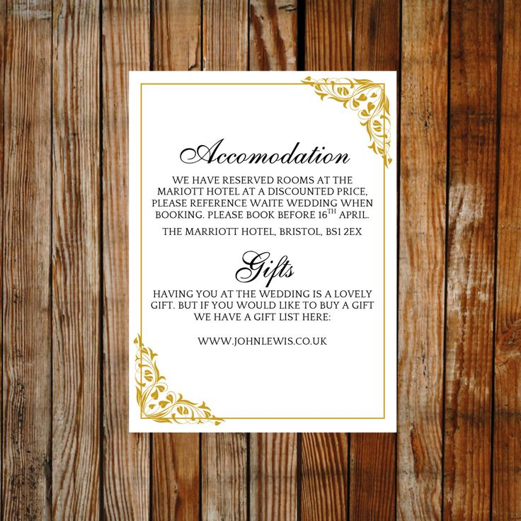 free bridal shower advice card template%0A Printable enclosure card template  flora  gold  u     Download Microsoft word  template  gold DIY