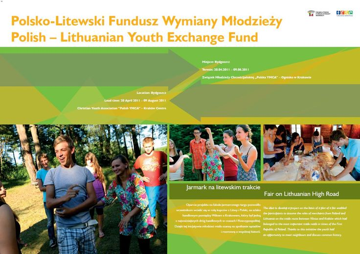 Polish-Lithuanian Youth Exchange Fund