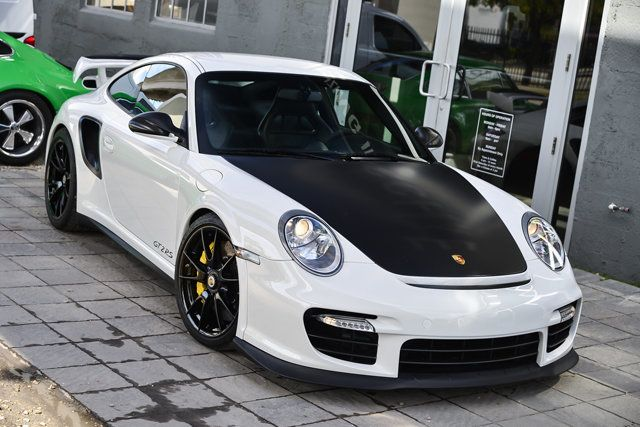 2011 Porsche 911 GT2 RS for sale at Parkhaus1 for USD 460k. August 2017. Number 406. VIN WP0AE2A93BS778122