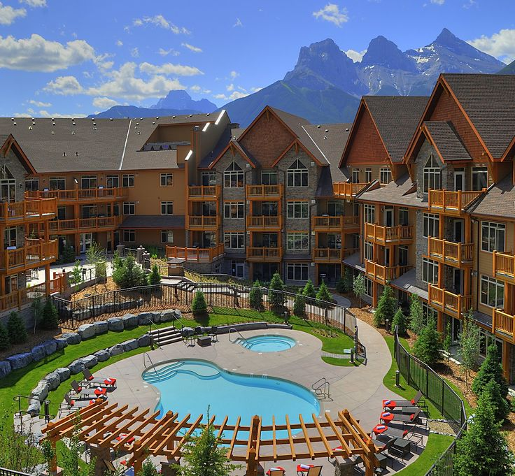 Alberta Resorts | Stoneridge Mountain Resort | Canmore, Alberta