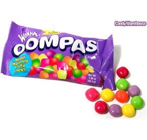 Wonka Oompas Candy 24 Piece Box