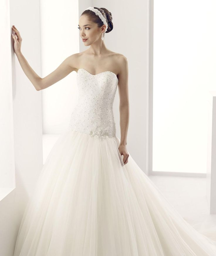 #Jolies #2015Collection #weddingdress #nicolespose  ► http://www.nicolespose.it/it/abito-da-sposa-Jolies-Jolie-JOAB15483IV-2015