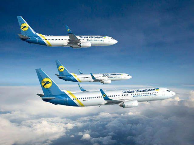 Ukraine International Airlines ajoute Le Caire et Delhi à son réseau