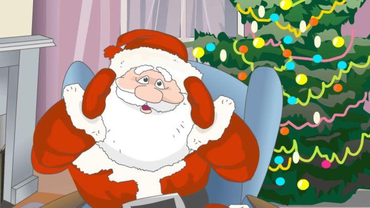 Дед Мороз придёт в каждый дом Открытка для взрослых С новым годом