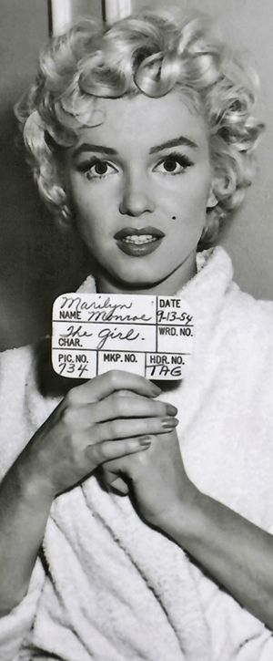 La comezon del septimo año, 1954.