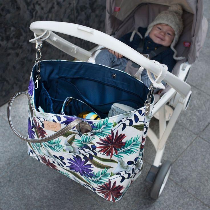La Millou Zaczepy Mocujace Do Wozka Uchwyty Torby 7449800193 Oficjalne Archiwum Allegro Bags Diaper Bag Diaper