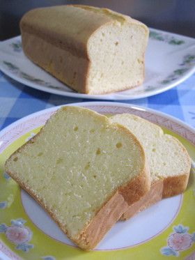 ノンオイルでもふわふわ☆ホイップケーキ
