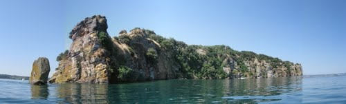 Isola Martana - Lato sud est