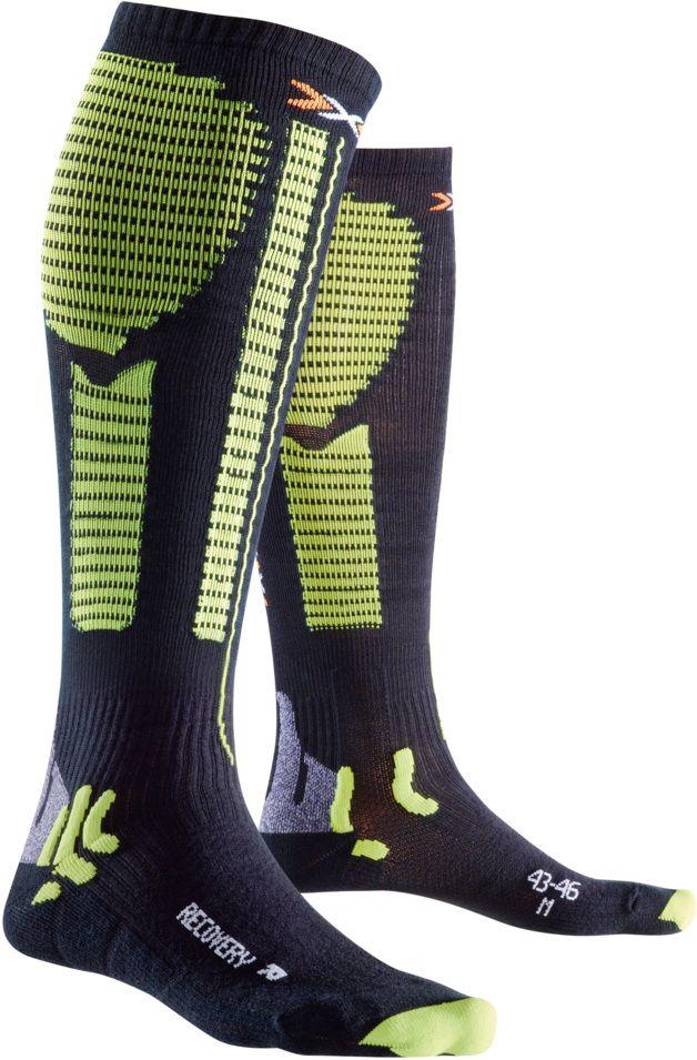 X-BIONIC® Effektor™ xbs. precuperation™ /recovery  Long Socks  Manufacturer X-BIONIC®, Switzerland www.x-bionic.com In-house design Prof. Bodo W. Lambertz, Switzerland www.x-bionic.com