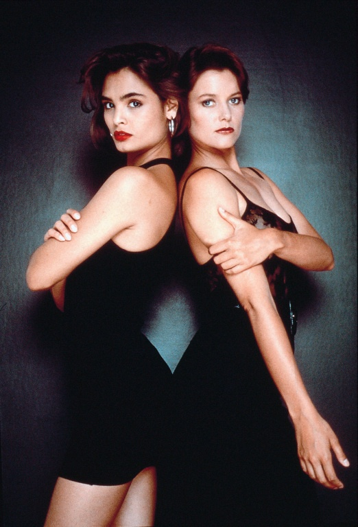 Talisa Soto and Carey Lowell (Licence to Kill - 1989)