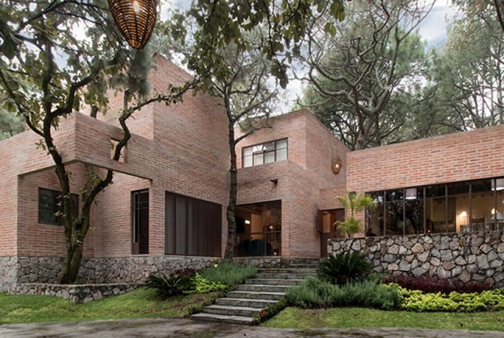 Pinar House / MO+G Taller de Arquitectura Sketches & Models   Location   Key Concepts   Description   Interior   Exterior   Materials & systems   Cons...