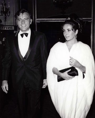 Taylor promptly ditched her third spouse, Eddie Fisher, after beginning an affair with Richard Burton on the set of Cleopatra. 'I don't remember much about Cleopatra,' she said later. 'There were a lot of other things going on.' Their relationship was loving but tempestuous. They were married first from 1964 to 1974 and then again between 1975 and 1976