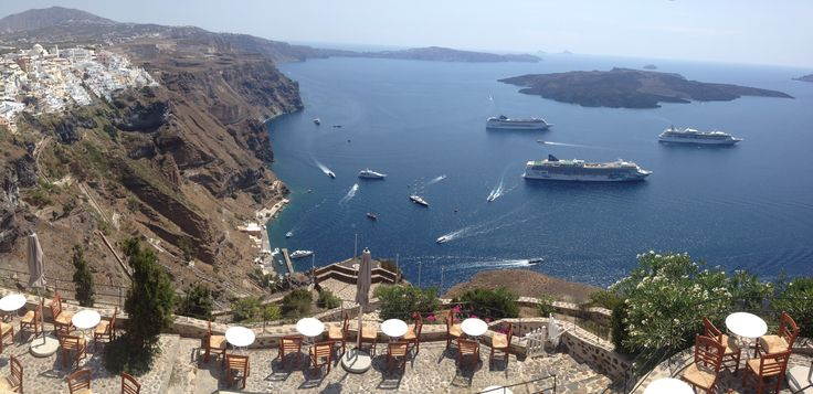 Santorini Tours with local private guides Enjoy a Full day or half day tour  of Santorini with  a private guide and a chauffeur.  Your private driver will drive you around in all the most beautiful villages as Oia, Akrotiri, Pyrgos etc.. and all the beautiful spot and sights that you'll find on the road. You'll be able to see amazing views  and take amazing pictures even in the while you're enjoying the drive! Don't lose your time....book now with us! http://www.santorinitours.co