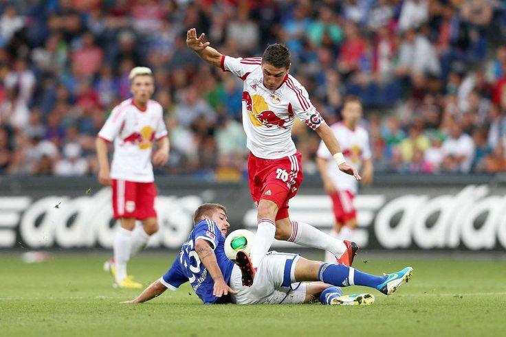 Es ist wieder Zeit für die Europa League. Der FC Salzburg gastiert bei Schalke 04, ein Duell, dass es schon mal gab.