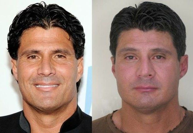 MommyFrazzled's Favorite Blogs: 15 Pairs of Surprising Celebrity Twins  Jose and Ozzie Canseco