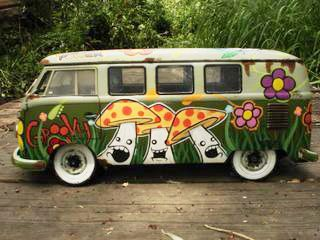 I need more info on this van. Need other pictures. Pinterest folks please help. . .