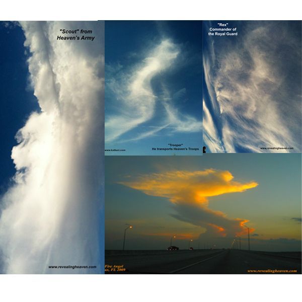 13 best kat kerr images on pinterest heaven god jesus and heavens angelic sightings by kat kerr ministries fandeluxe Image collections