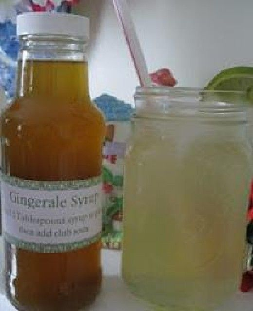 How to Stop Nausea Naturally. Ginger syrup. Easy to make and then it's ready for when the nausea strikes.
