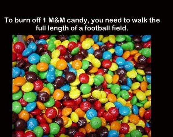 Interesting And Mind Blowing Fact. SO glad I dont do much candy or bring it into the house!