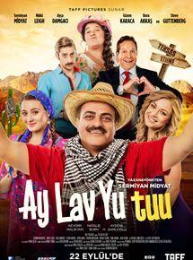 """Yönetmen koltuğunda Sermiyan Midyat'ın bulunduğu komedi türünde olan film """"Ay Lav Yu Tuu"""" 22 Eylül'de vizyona giriyor. #maximumkart #film #movie #vizyon #vizyondakifilmler #filmizle"""