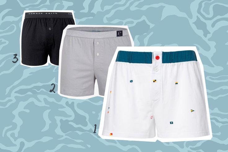 Fair underwear for men: Organic Cotton Boxershorts, Boxer Briefs, Slips, Funktionswäsche... Mehr Faire Unterwäsche für Männer jetzt auf sloris.de! Slow down and fashion up!