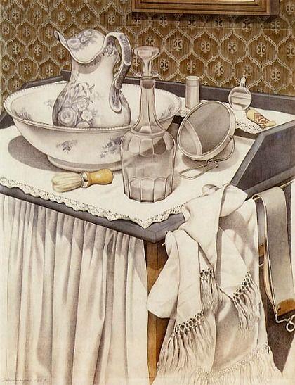 """""""Wash Stand"""", Rudolf Dischinger, 1929"""