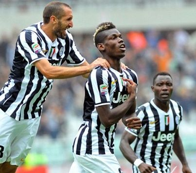 Kalahkan Milan, Juventus Dekati Scudetto