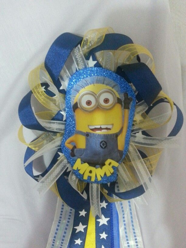 Charming Minions Baby Shower