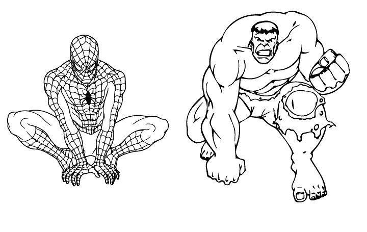 Free Printable Dinosaur Coloring Pages Momjunction Ausmalbilder Ausmalen Hulk
