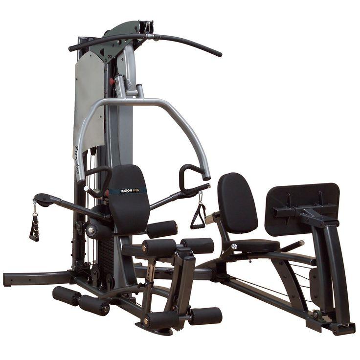 Unique Gym Equipment Handles