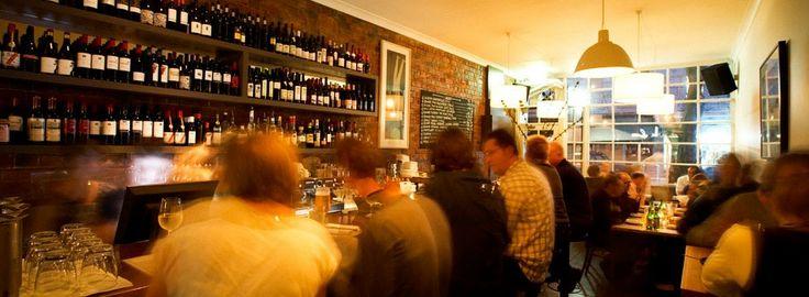 Anada Bar & Restaurant - 197 Gertrude Street, Fitzroy 3065 Victoria...Tapas, Raciones, Jerez - what more do you need?