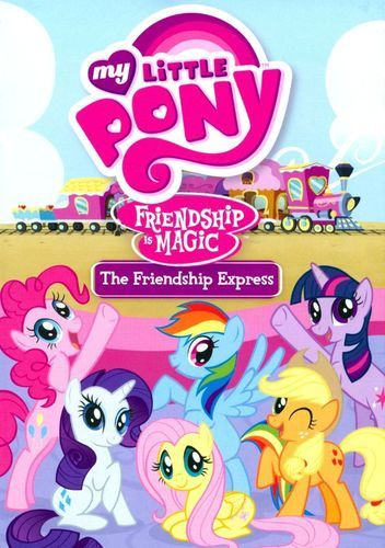 My Little Pony: Friendship Is Magic - The Friendship Express [DVD]