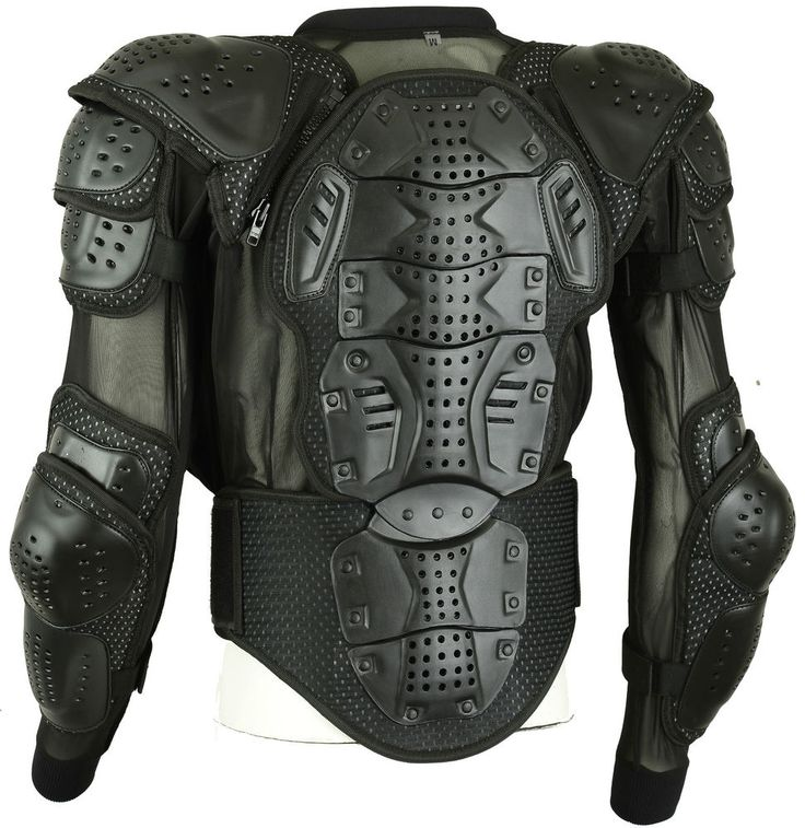 Gearx Protection Jacket for Snowboards Skiing Skating Mountain Bike Body Armour