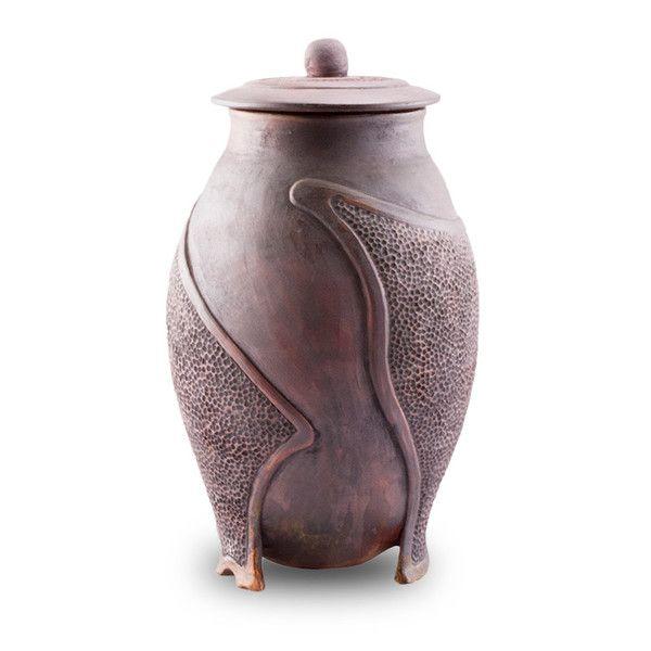 Wrapped in Love Ceramic Urn | OneWorld Memorials