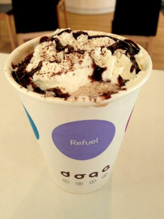 Doqa, Cafe, Coffee, Wake Up, Drink, Kahve, Taksim, Levent, Milk, Süt, Dessert, Morning, Iced, Coconut, Chocolate, Mocha, Çikolata