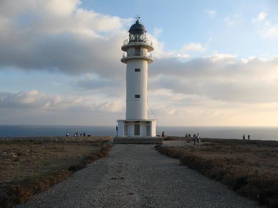 Es Cap de Barbaria Lighthouse - Formentera, Balearic Islands