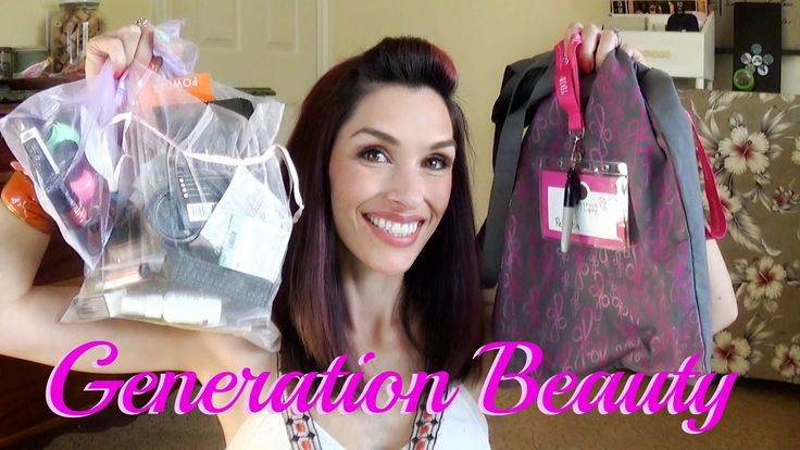 Generation Beauty Experience and Haul