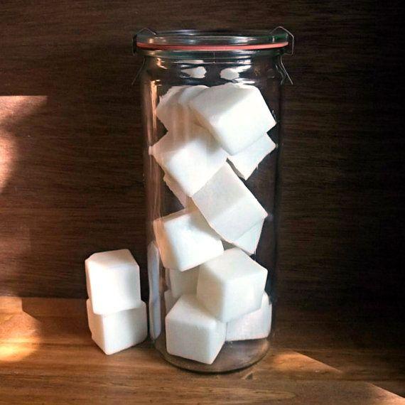 Soy Melts Vanilla Bean Rustic Home Fragrance by vedgecandle, #vanillabeantarts #soymelts #vanillatarts