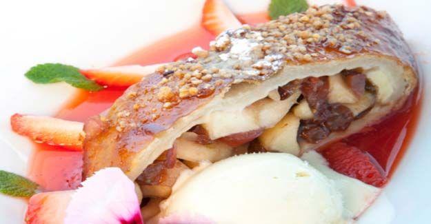 Australian House & Garden Pear Strudel recipe