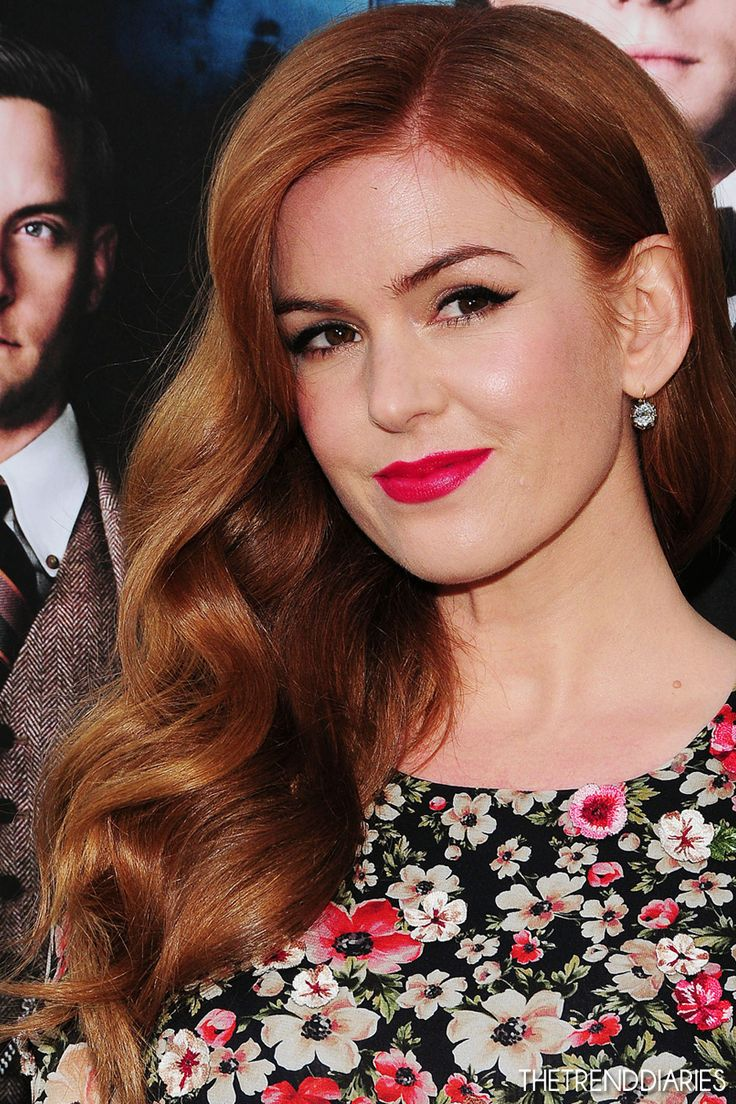 Isla Fisher at the Premiere of the 'The Great Gatsby' at Avery Fisher Hall at Lincoln Center for the Performing Arts in New York City, New York - May 1, 2013
